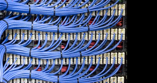 Cable Management Retea