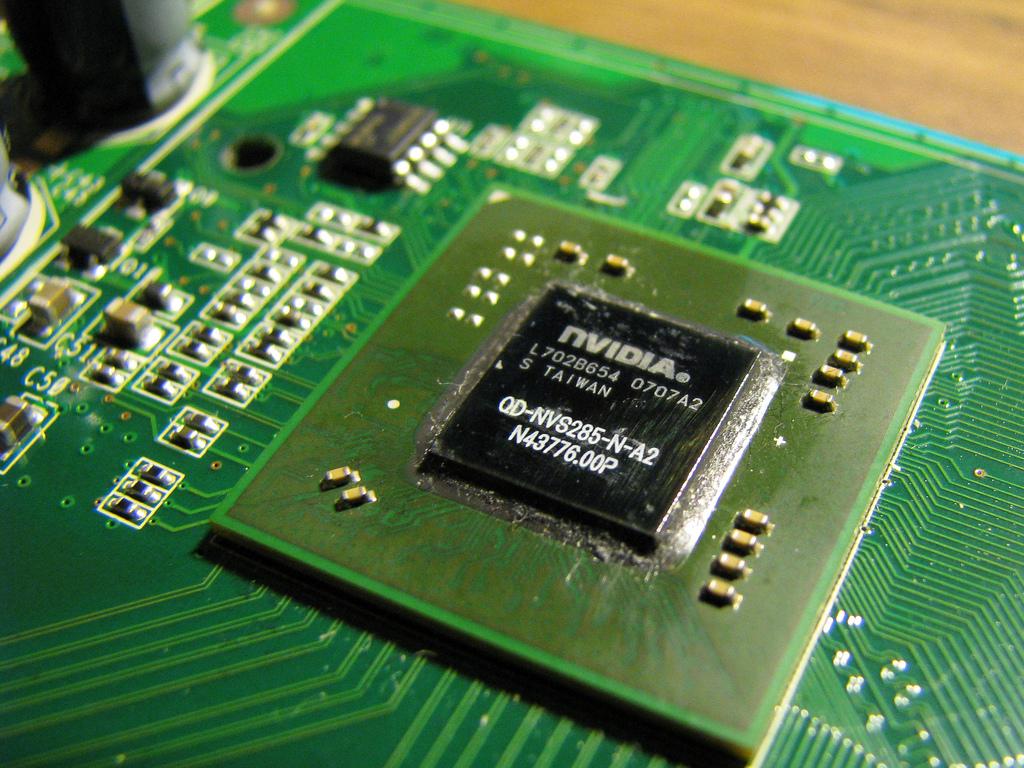 Daca aveit probleme cu placa video, chipsetul poate fi dezlipit si necesita un reballing sau reflow.